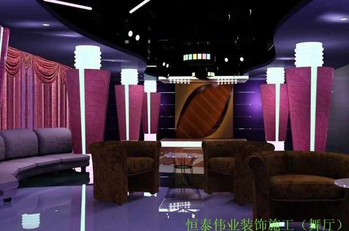 龙海酒楼设计方案