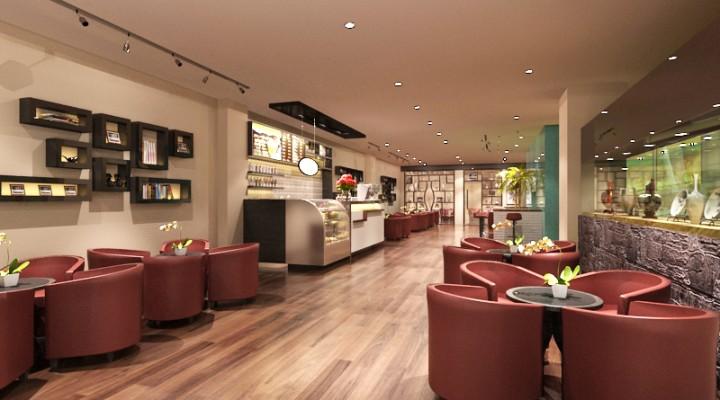 咖啡厅早餐厅