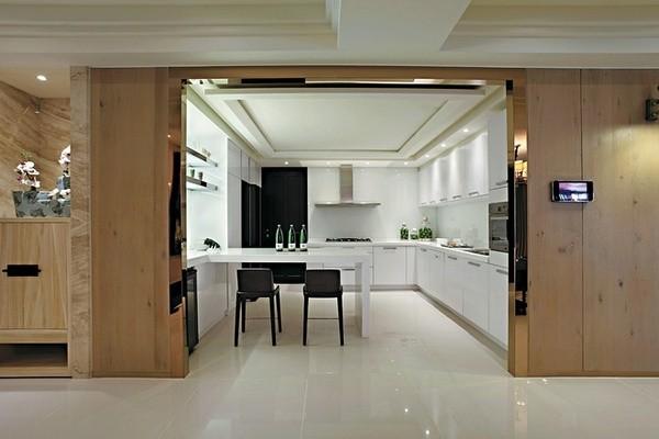 大气时尚新古典主义室内装修效果图