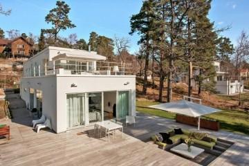 美妙自然瑞典现代别 ...