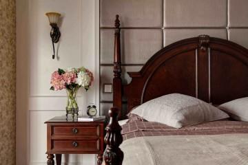 浪漫宽敞欧式风格家居装修装饰效果图