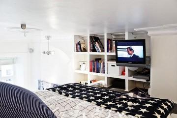 40平方米北欧风格小公寓装修图