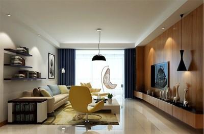 保利香槟国际室内装修效果图