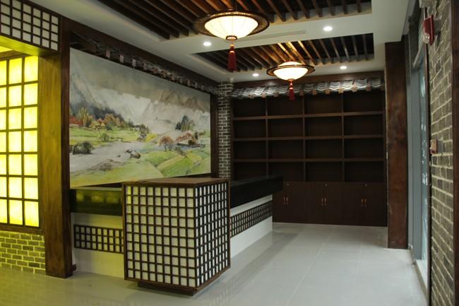 大同江朝鲜餐厅装修实拍