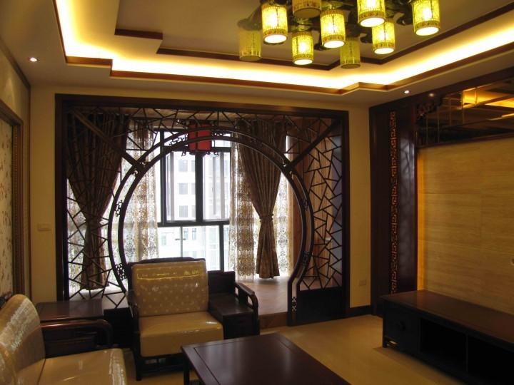 东方传统中式风格装修设计图