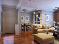 康城花園95平米混搭風格婚房裝修