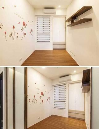 现代简约风格90平米二居室设计