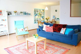 豪华舒适客厅装修装饰效果图