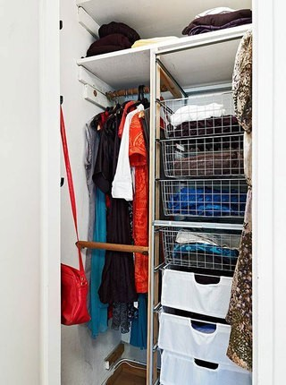 单身公寓50平米现代简约风格装修图