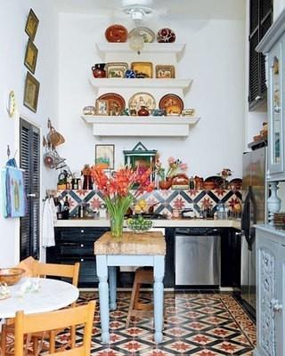 厨房,浪漫,时尚,另类,小户型装修