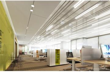 现代简约办公室设计装修案例