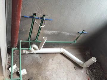 鲁能新城六街区  水电