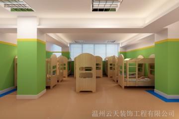 新时代幼儿园-午睡房