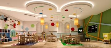 凯奇幼儿园设计图-教室10