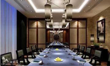 三层会议用餐多功能包间