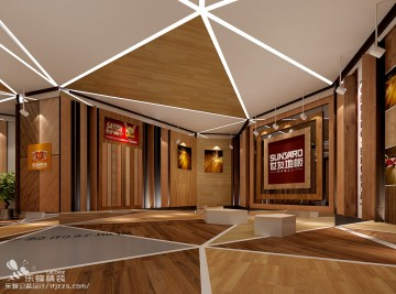 世友地板展厅