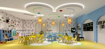 凯奇幼儿园设计图-教室2