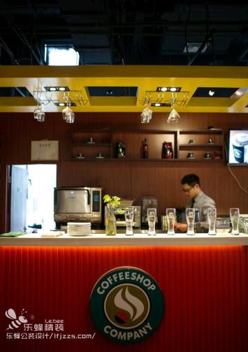 咖啡厅装修