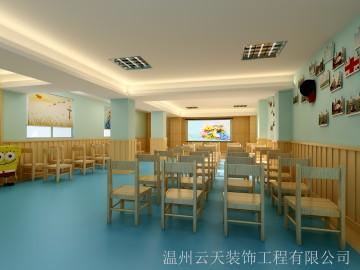 新时代幼儿园-多功能厅