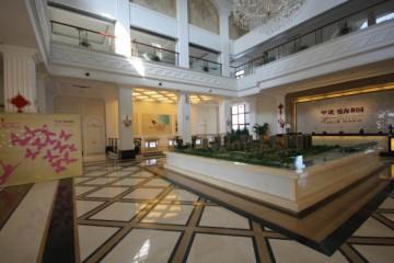 中建悦海和园售楼处装修设计图片2