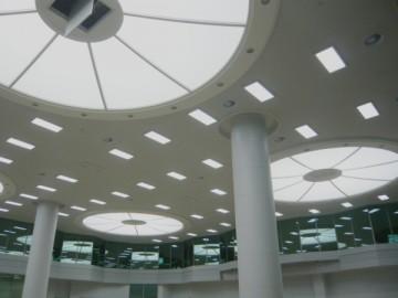 万华一体化项目控制室装修工程 3