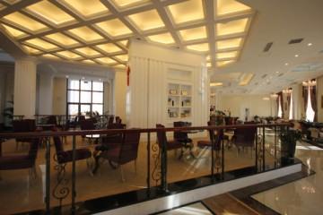 中建悦海和园售楼处装修设计图片1