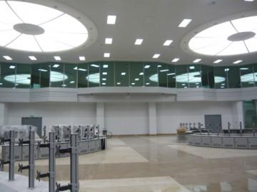 万华一体化项目控制室装修工程 2
