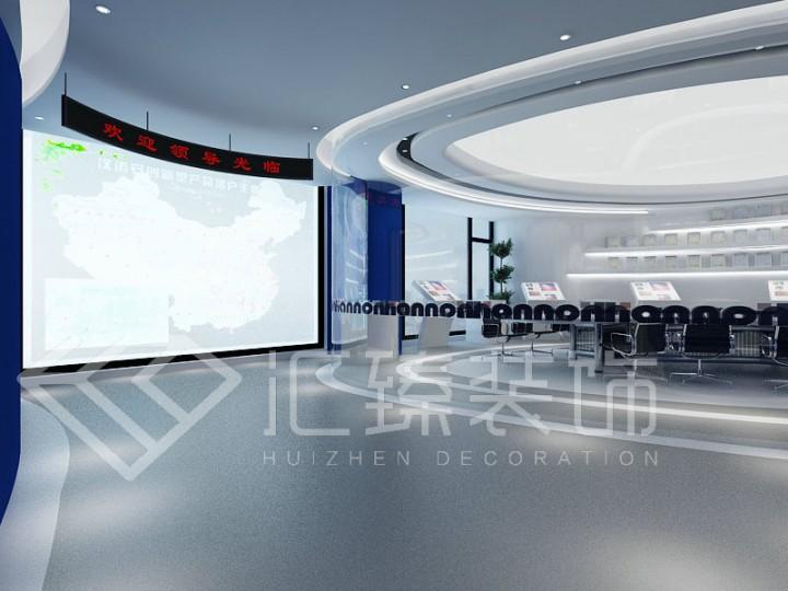 汉诺科技办公室装修设计图片