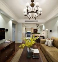 简约美式风格家居装修案例