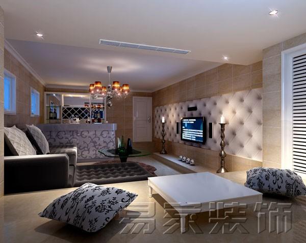 欧式风格别墅室内设计图片