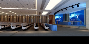 世银联会议中心设计图