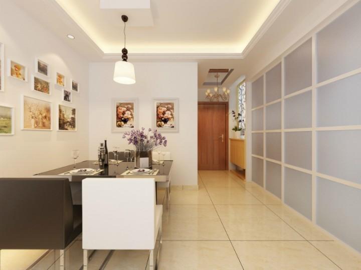 华润橡树湾现代简约室内装修设计
