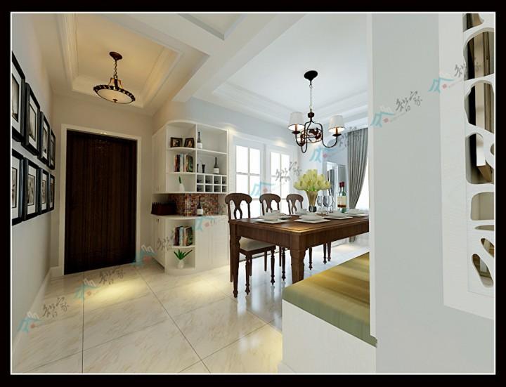 美式装饰家居装修设计分享