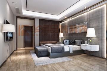 后现代风格四室一厅 ...