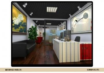 红牌楼内衣店设计