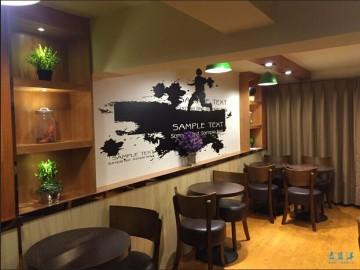 精致品味奢华欧式咖啡店装修效果图