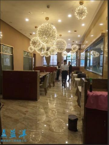 精致品味奢华欧式咖啡店装修设计