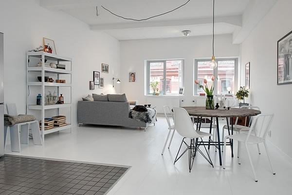 现代混搭风格室内装修效果图欣赏