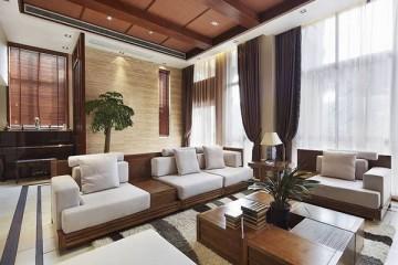 东南亚风格别墅装修 ...