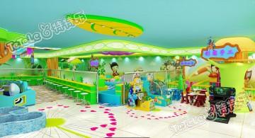 星颐广场儿童游乐园设计