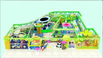 星颐广场儿童游乐园全景图