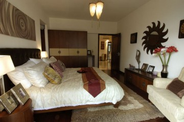 东南亚风四居室装修卧室设计图分享