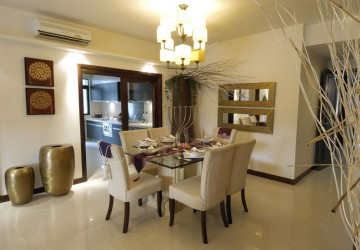 东南亚风四居室装修餐厅设计图分享
