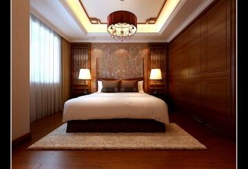 中式古典二居室装修 ...