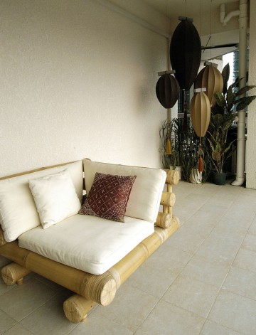 东南亚风四居室装修 ...