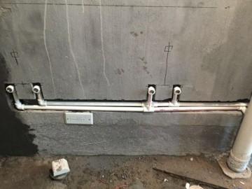 87平米简约中式风格装修样板间
