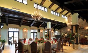 会所工装设计效果图欣赏餐厅