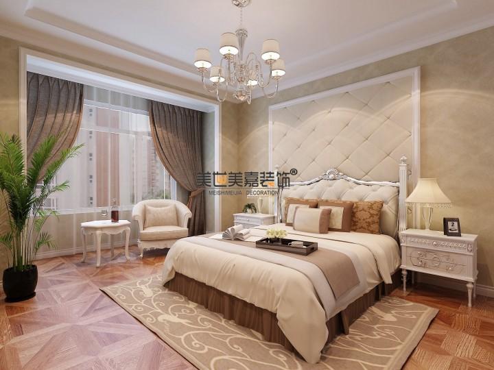 欧式风格豪华家装设计图分享