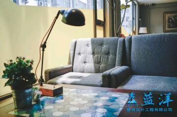 90平米文艺小清新咖啡馆装修案例欣赏
