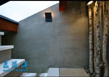 现代混搭风小户型装修样板房欣赏